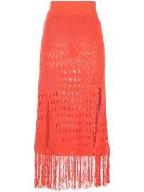 Altuzarra    Benedetta    Knit Skirt - Farfetch at Farfetch