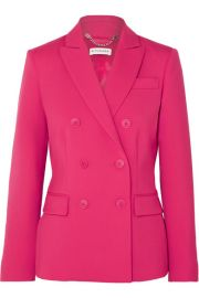 Altuzarra - Indiana double-breasted wool-blend blazer at Net A Porter