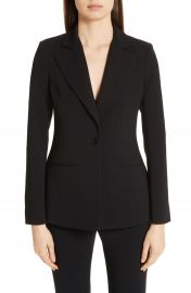 Altuzarra Acacia One Button Jacket   Nordstrom at Nordstrom