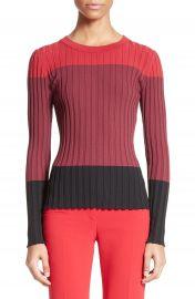 Altuzarra Leila Colorblock Knit Sweater at Nordstrom