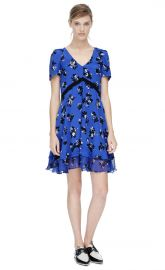 Alyssum Print Dress at Rebecca Taylor