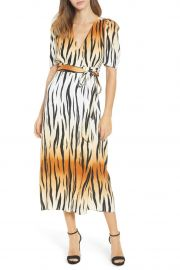 Amal Maxi Dress by AFRM at Nordstrom Rack