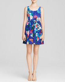 Amanda Uprichard Dress - Bloomingdaleand039s Exclusive Caf Island Print at Bloomingdales
