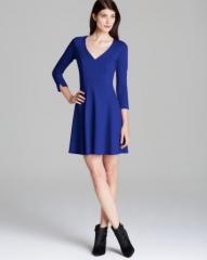 Amanda Uprichard Dress - Fit and Flare at Bloomingdales