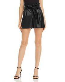 Amanda Uprichard Tessi Faux-Leather Shorts - 100  Exclusive Women - Bloomingdale s at Bloomingdales