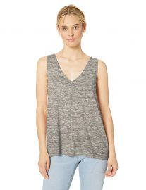 Amazon Brand - Daily Ritual Women s Supersoft Terry V-Neck Tank at Amazon