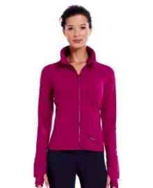 Amazoncom  Under Armour Womenand39s UA StudioLux Essential Jacket  Athletic Shirts  Sports andamp Outdoors at Amazon
