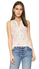 Amazoncom Joie Womenand39s Aruna Blouse Porcelain with Tulip Medium Clothing at Amazon