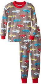 Amazoncom Saraand39s Prints Big Boys Retro Cars Pajamas Clothing at Amazon
