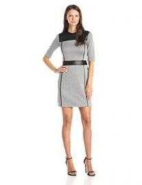 Amazoncom Theory Womenand39s Calvino Elmore Knit Dress Clothing at Amazon