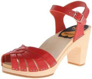 Amazoncom swedish hasbeens Womenand39s Fredrica Platform Sandal Clothing at Amazon