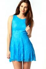 Amelia lace dress at Boohoo