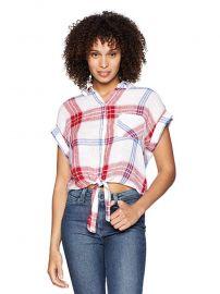 Amelie Plaid Shirt by Rails at Amazon