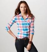 American Eagle plaid shirt like Janes at American Eagle