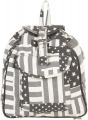 American Flag Backpack at Topshop