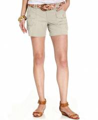 American Rag Belted Cargo Shorts at Macys