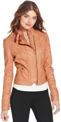 American Rag Leather Jacket at Macys