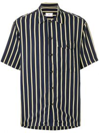 Ami Alexandre Mattiussi Camp Collar Short Sleeves Shirt  275 - Buy Online AW18 - Quick Shipping  Price at Farfetch
