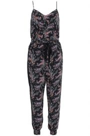 Amia floral-Print Jumpsuit by Cinq a Sept at The Outnet