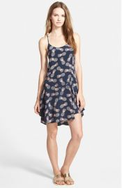 Amour Vert and39Kyleyand39 Strappy Pineapple Dress at Nordstrom