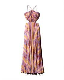 Amur Painted-Stripe Maxi Dress Women - Bloomingdale s at Bloomingdales