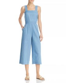 Amy Cropped Jumpsuit at Bloomingdales