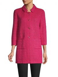 Andrea Knit Jacket at Saks Off Fifth Avenue
