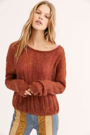 Angel Soft Pullover at Free People