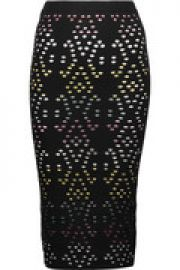Ani open-knit skirt at The Outnet
