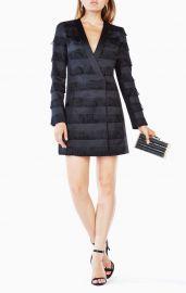 Anika Fringe Jacket Dress at Bcbg