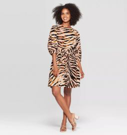 Animal Print Mini Dress by Who What Wear at Target at Target