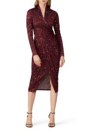 Animal Printed Sheath Dress by Great Jones at Rent The Runway