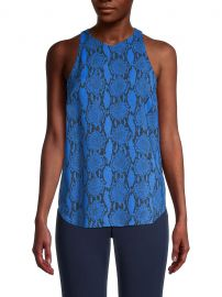 Anise Python-Print Blouse by A.L.C. at Saks Off 5th
