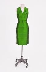 AnnaBeth's green dress at Tess