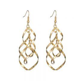 Annabell Twist Earrings at Sonja