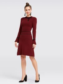 Annabeth Sweater Dress by Draper James at Draper James