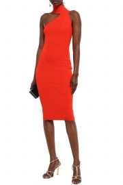 Annecy cutout ponte dress at The Outnet