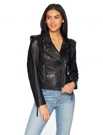 Annika Moto Jacket at Amazon