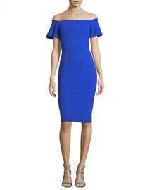 Anselma Dress by Chiara Boni at Neiman Marcus