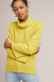 Anthropologie Tisbury Turtleneck Pullover at Anthropologie