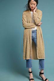 Antik Batik Beaded Robe Coat at Anthropologie