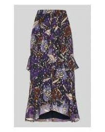 Arabella Montrose Print Skirt at Whistles