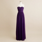 Arabelle gown from J Crew at J. Crew