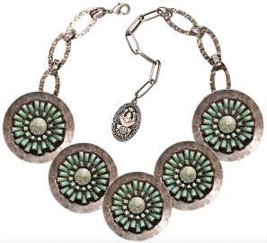 Archaic Love Oracle Necklace at Konplott