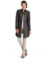 Arelia coat by BCBG in grey at Amazon
