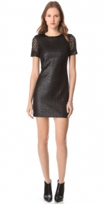 Aria's black dress at Shopbop at Shopbop