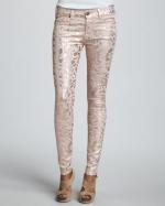 Aria's jeans at Neiman Marcus at Neiman Marcus