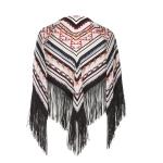 Aria's scarf at Bcbgmaxazria