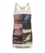 Aria's tank top at All Saints at All Saints