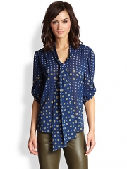 Arie blouse by Alice and Olivia at Saks Fifth Avenue
